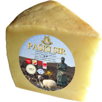 Pag Cheese - Paški Sir extra hard Sheepcheese 300g