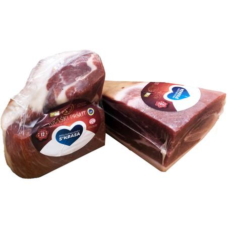 Karst Prosciutto quater piece 12 month ca. 1,1 kg