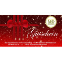 Gift voucher for 11€ - but you pay only 10€.