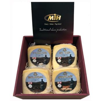 Pag Cheese - PAŠKI SIR Giftbox ca. 1,2 kg