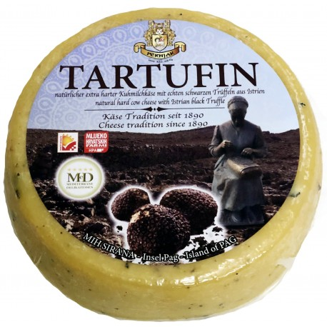 PAGER Truffle cheese TARTUFIN ca. 2.200g