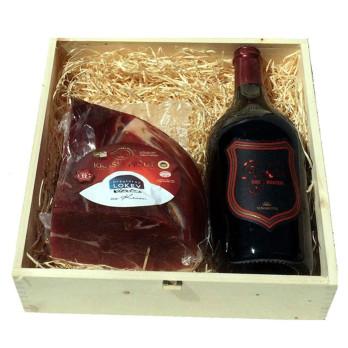 Karst Prosciutto - Kraški Pršut Gift box Idea