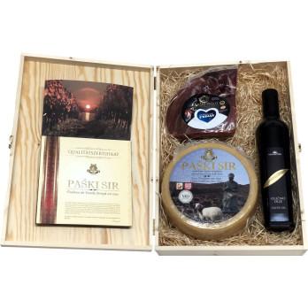 Diplomat Pag Cheese - PAŠKI SIR Giftbox premium