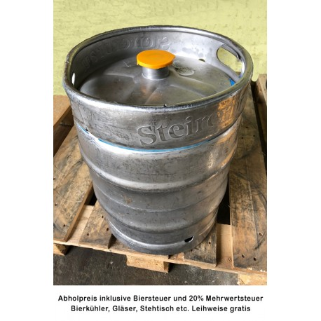 UNION Bier Lager hell 25 lt